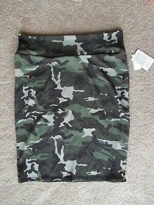 Nwt Lularoe Xl Cassie Skirt Multi Color Floral Skillful Manufacture Clothing, Shoes & Accessories