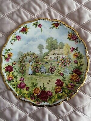 Royal Albert Old Country Roses wall or cake  Plate 21cm