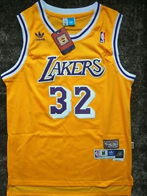 maillots NBA Magic Johnson, Los Angeles Lakers, taille M
