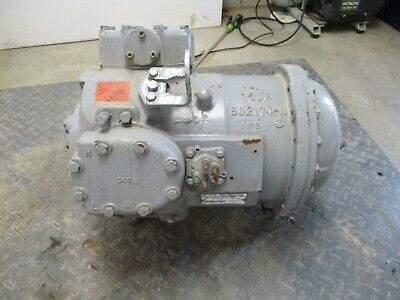 Remanufactured Carlyle 06Ds8186Ac365Arp Reciprocating Compressor 400V 3Ph