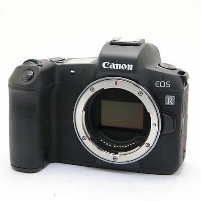 Canon EOS R Mirrorless Digital Camera Body 30.3MP Full-Frame -Near Mint- #45