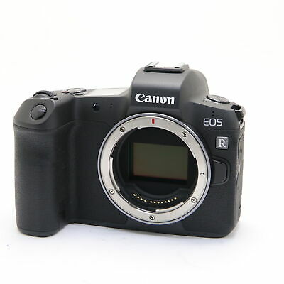 Canon EOS R Mirrorless Digital Camera Body 30.3MP Full-Frame -Near Mint- #48