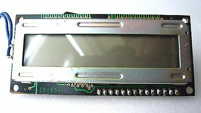 LCD DISPLAY Hitachi chip driver