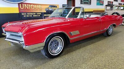 1966 Buick Wildcat Convertible 1966 Buick Wildcat Convertible Numbers Matching Factory AC!  TRADES?
