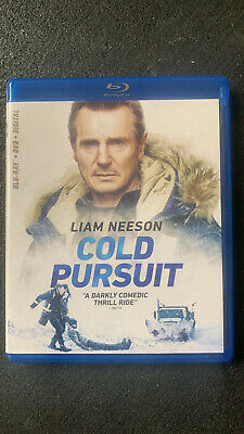 Cold Pursuit (Blu-ray Disc & HD Code, 2019) Neeson