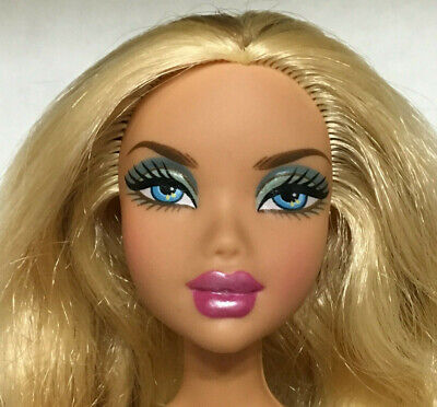 Barbie My Scene Kennedy Doll Blonde Hair Blue Eyes Articulated Jointed