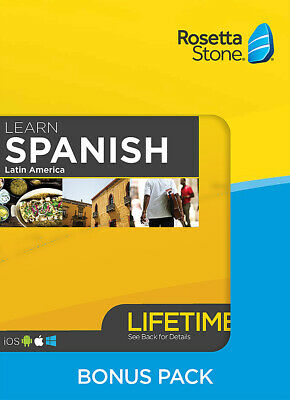 ROSETTA STONE® UNLIMITED ACCESS Full Course 12 month Free