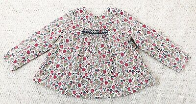 Bonpoint Liberty Girl Blouse, Size 2Y