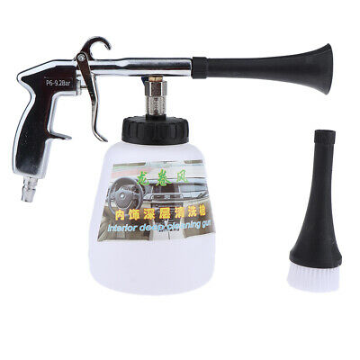 Car Surface Interior Exterior Cleaning Tool High Pressure Air Pulse Washer