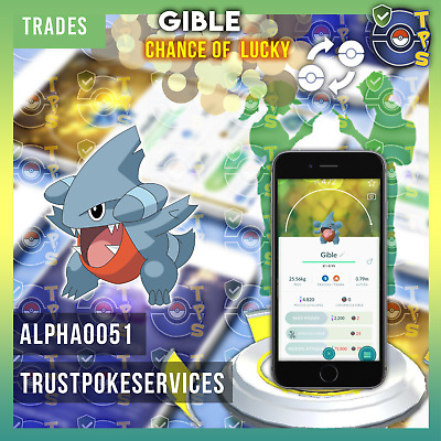 Pokemon Go Catching x5 Cherrim Day, Cherrim Night or Gible