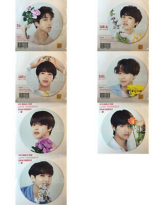 BTS Official Speak Yourself Garland Single PC RM SUGA JHope Jin Jimin V Jungkook