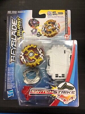 Beyblade Burst Evolution SwitchStrike Starter Pack - Spryzen Requiem S3