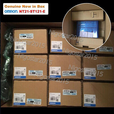 for Omron NT21-ST121-E Interactive Display Genuine New in Box DHL Fedex Shipping