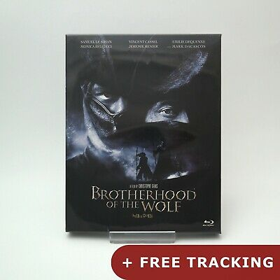 Brotherhood Of The Wolf - Blu-ray Full Slip Case Edition / Le pacte des loups