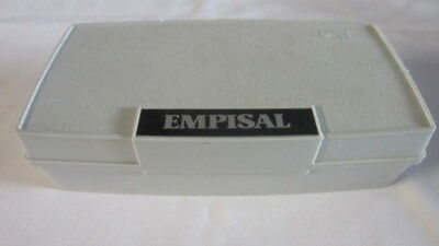 Vintage Empisal Sewing machine accessories in box