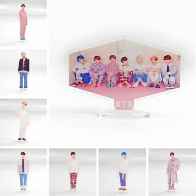 Kpop BTS Map of The Soul Persona Mini Stand Figure Model Bangtan Boys Standing