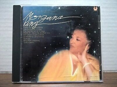 Morgana King Another Time Another Space 1988 Muse CD