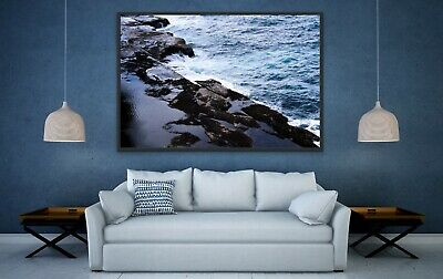 Framed Coastal Wall Art