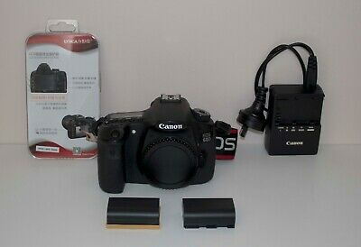 Canon 60D EOS Camera Low Shutter Count