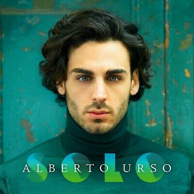 Alberto Urso Solo Amici 2019 Cd Audio  Nuovo Sigillato Disponibile