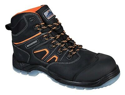 Portwest Compositelite All Weather Boot S3 WR Waterproof Membrane Safety FC57