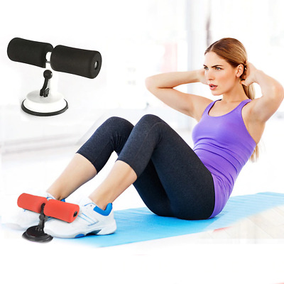 Adjustable Sit Ups Exercise Equipment Portable Situp Home Gym Workout Fitness