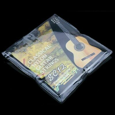 6pcs Nylon Guitar Strings for Classic Acoustic Guitar SC12 Strings Newest