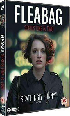 Fleabag: Series 1 & 2 (DVD 2 DISXC BOX SET, 2019) *NEW/SEALED* FREE P&P