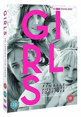 Girls - The Complete Season 5 (DVD 2 DISC BOX SET, 2016) *NEW/SEALED* FREE P&P
