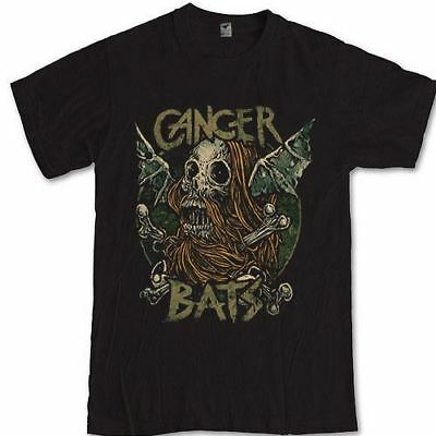 CANCER BATS merch tee Liam Cormier hardcore punk band S M L XL 2XL 3XL t-shirt