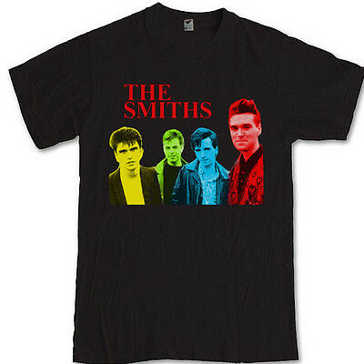 THE SMITHS merch tee vintage indie rock band MORRISSEY S M L XL 2XL 3XL t-shirt