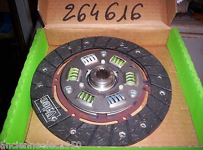 Ford Fiesta 1.6L Xr2 81/83 Disque Embrayage Neuf