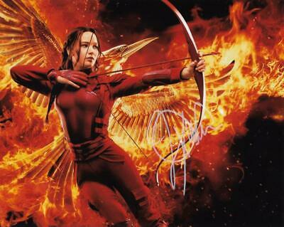 Entertainment Memorabilia Movies Beautiful Liam Hemsworth Signed Hunger Games Photo W/ Hologram Coa