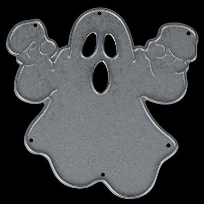 1PC ghost Metal Cutting Dies Stencil for DIY Scrapbooking Album Paper Cards GK
