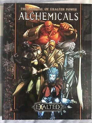 MANUAL OF EXALTED Power Lunars Exalted 2nd Edition White