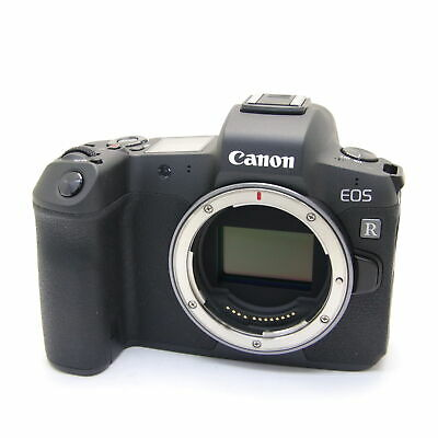 Canon EOS R Mirrorless Digital Camera Body 30.3MP Full-Frame -Near Mint- #72