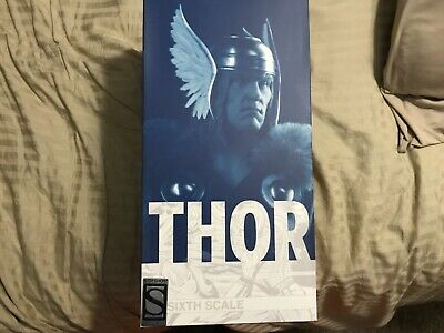 Thor Sixth Scale Figure by Sideshow Collectibles EXCLUSIVE LIMITED EDITION Limit