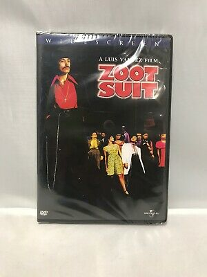 Zoot Suit  DVD Brand New sealed Widescreen