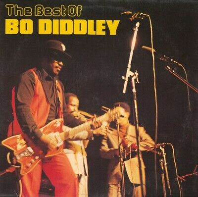Rare Blues 33 LpBo Diddley – The Best Of Bo Diddley BB King John Lee Hooker