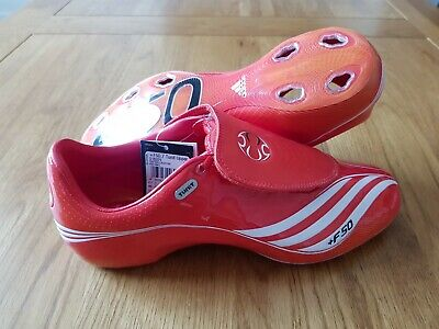 purchase cheap 66192 96234 Adidas F50 Tunit Upper UK Size 9, US Size 9.5 Red F50.7 2007