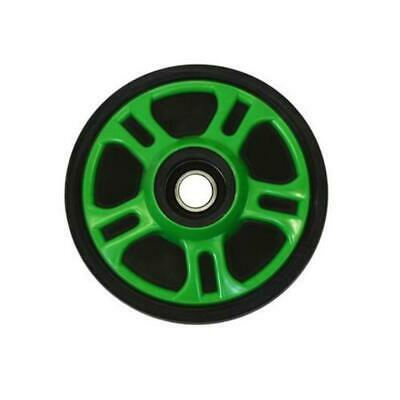 PPD Group 04-200-35 Idler Wheel - 6.38in. x .625in. - Cat Green