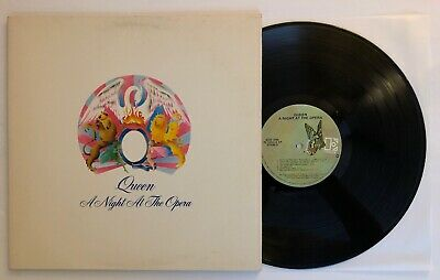 Queen - A Night At The Opera - 1975 US 1st Press 7E-1053 (NM-) Ultrasonic Clean