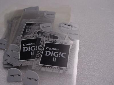 Canon Digic II Promotional Deck of Clear Plastic Playing Cards