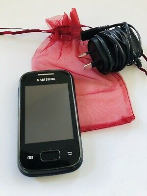 Old Samsung GT-S5300 - Black - Works Perfectly
