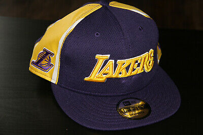 release date: d771b f8e70 Los Angeles Lakers Cap New Era 9FIFTY Jersey Hook Snapback Hat NBA