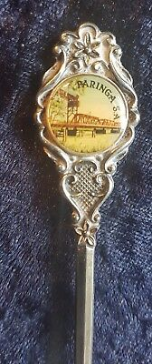 Paringa South Australia Vintage Souvenir spoon teaspoon