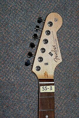 NICE Strat Neck High Quality Stratocaster Waterslide SS3 FREE SHIPPING
