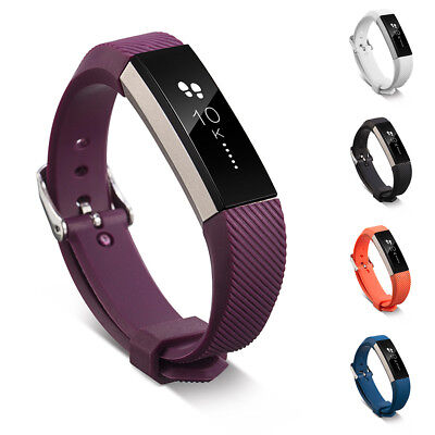 Wrist Bracelet Band Buckle Replacement Strap for Fitbit Alta Wristband Deluxe