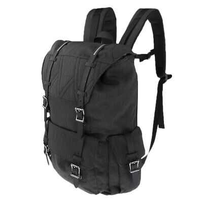 Large Photography Travel DSLR SLR Camera Backpack Laptop Notebook Bag Black
