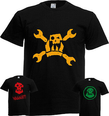 Gamer T Shirt - big mek ork boyz shootas burnas lootas killa kan trukk painboy